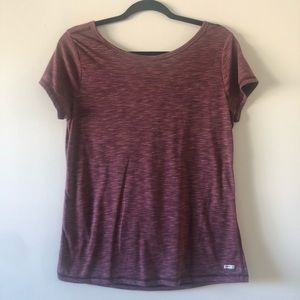 Athletic Works Medium Work Out Top